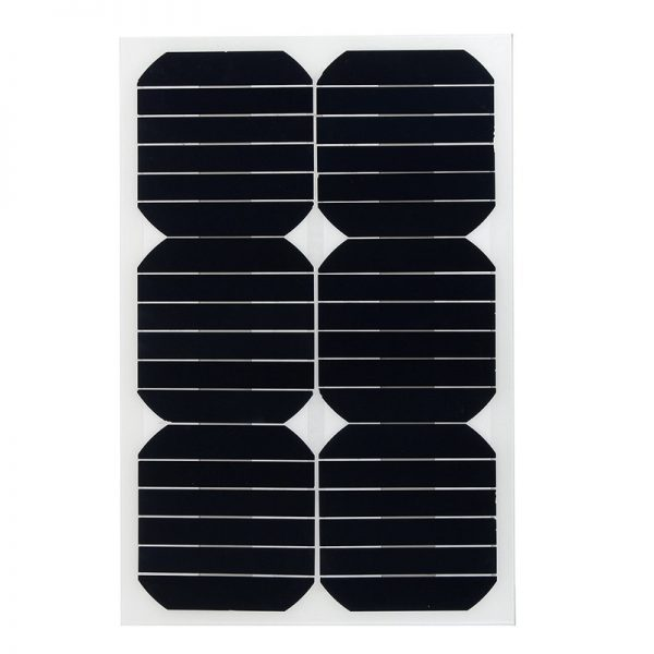Solar Power Panel Semi Flexible Solar Cells Module