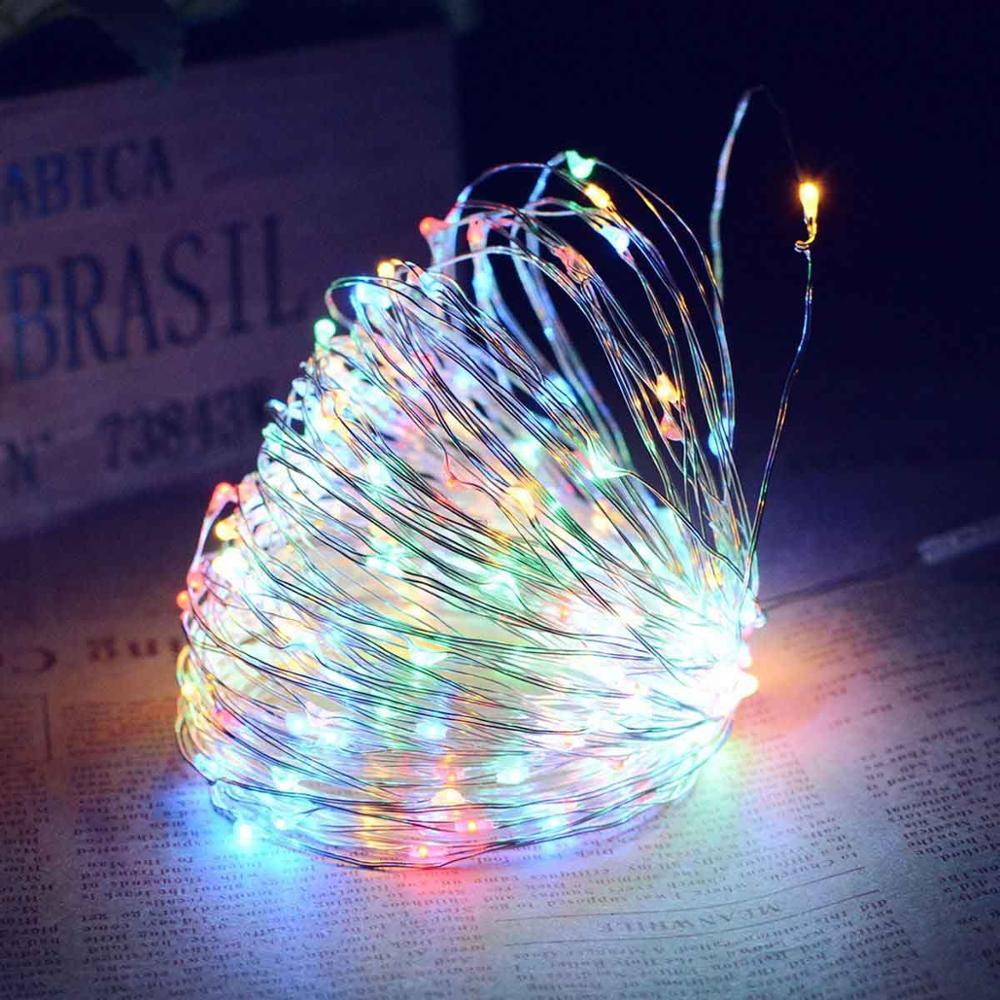 Solar Powered Led Strip Fairy Lights Solar Boltz